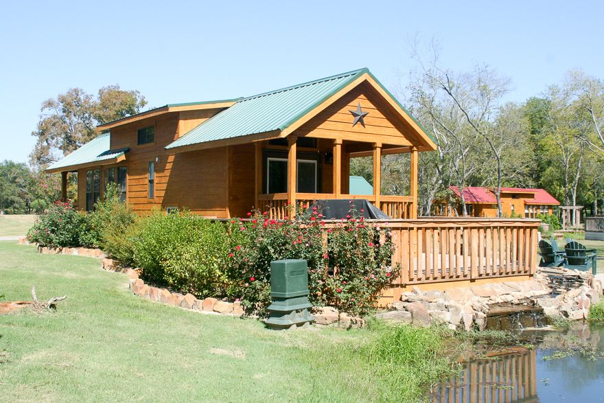 Carthage park model home our athens tx sales center