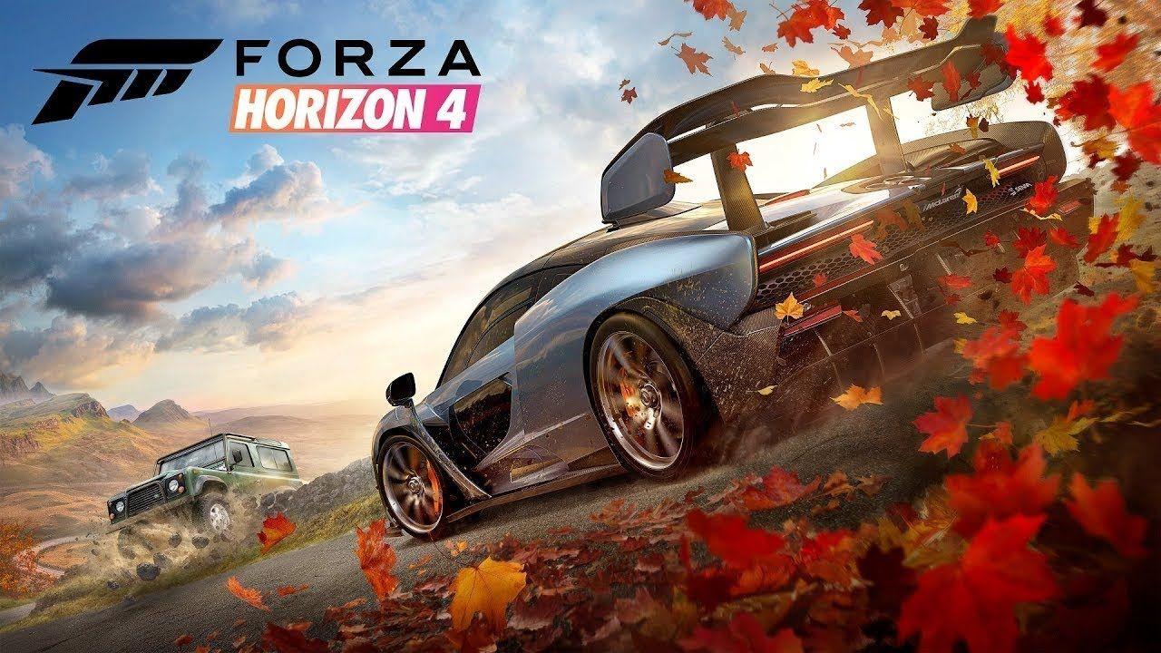 Forza Horizon 4 Cinematic Opening Scene Gameplay Forza Horizon 4 Forza Horizon Forza