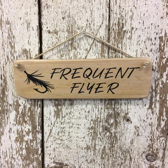 Fly Fishing Gifts Fathers Day Gift Fishing Signs Gone