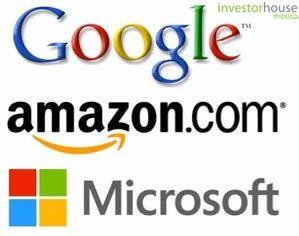 Los indicadores bursátiles de Wall Street avanzan esta mañana ayudados por las ganancias de las grandes empresas de tecnología como Amazon, Google y Microsoft. El Nasdaq superó un nuevo récord el día de ayer, gracias a su fuerte predominio en empresas de alta tecnología ¿Crees que pase lo mismo el día de hoy? ¿Has invertido en estas empresas?