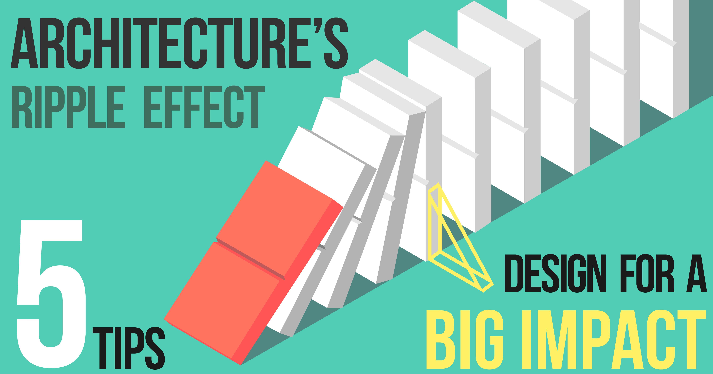 Architecture S Ripple Effect