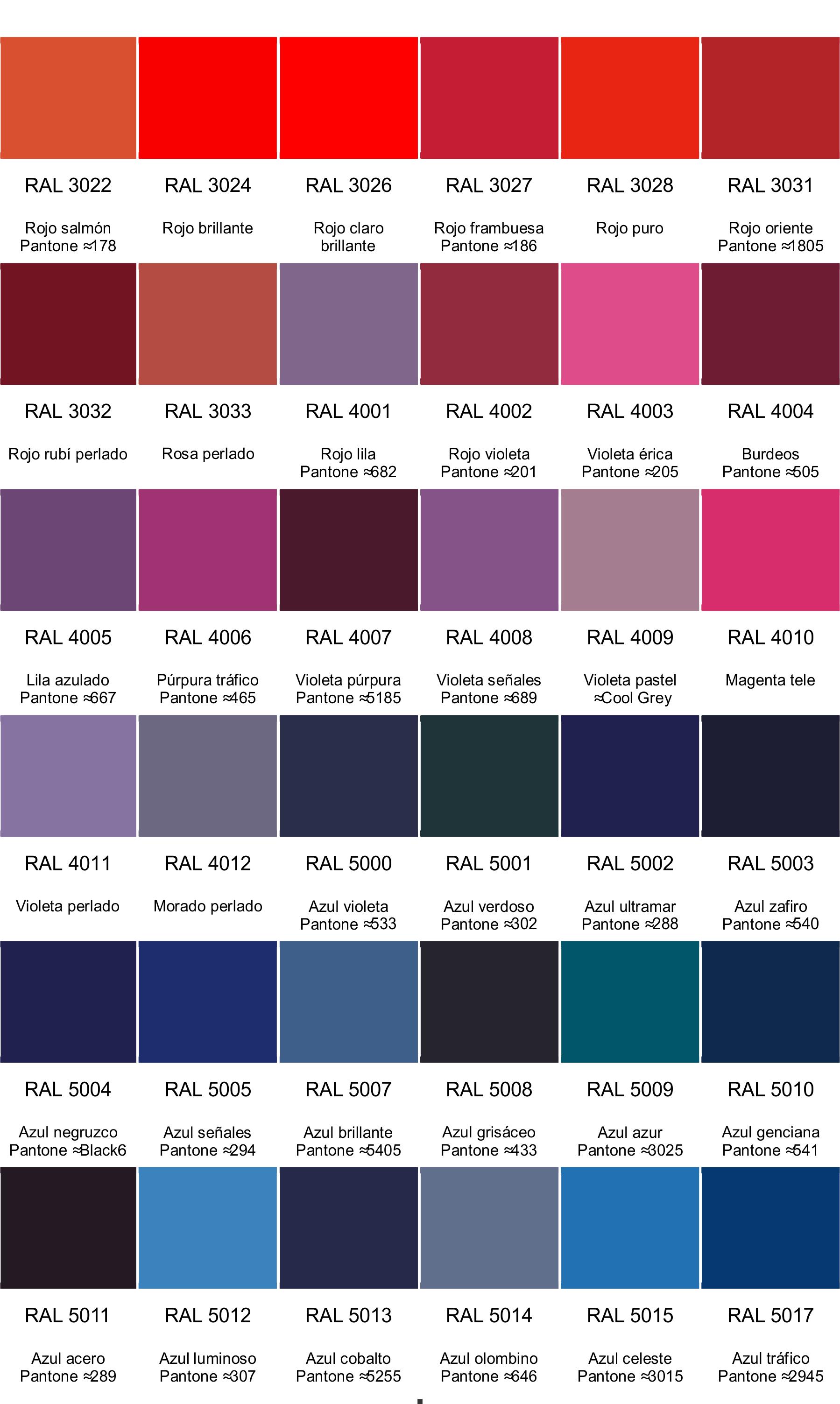 17 best ideas about carta de colores ral on pinterest for Muestras de colores de pintura