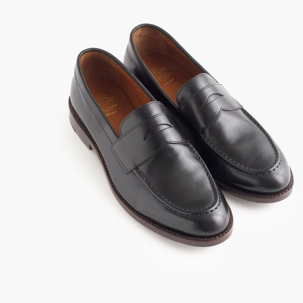Ludlow penny loafers : dress shoes | J.Crew