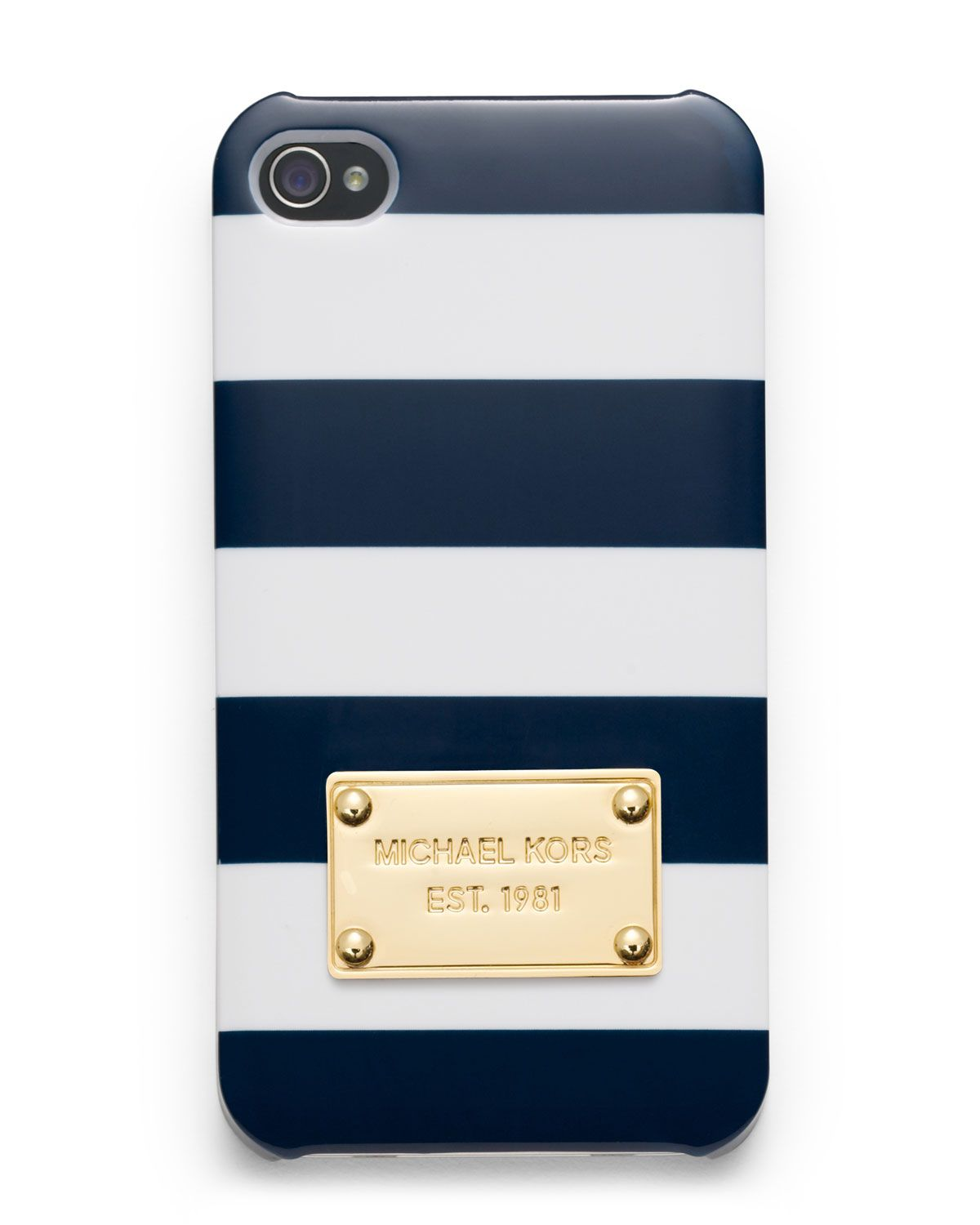 striped iPhone cover   Michael Kors
