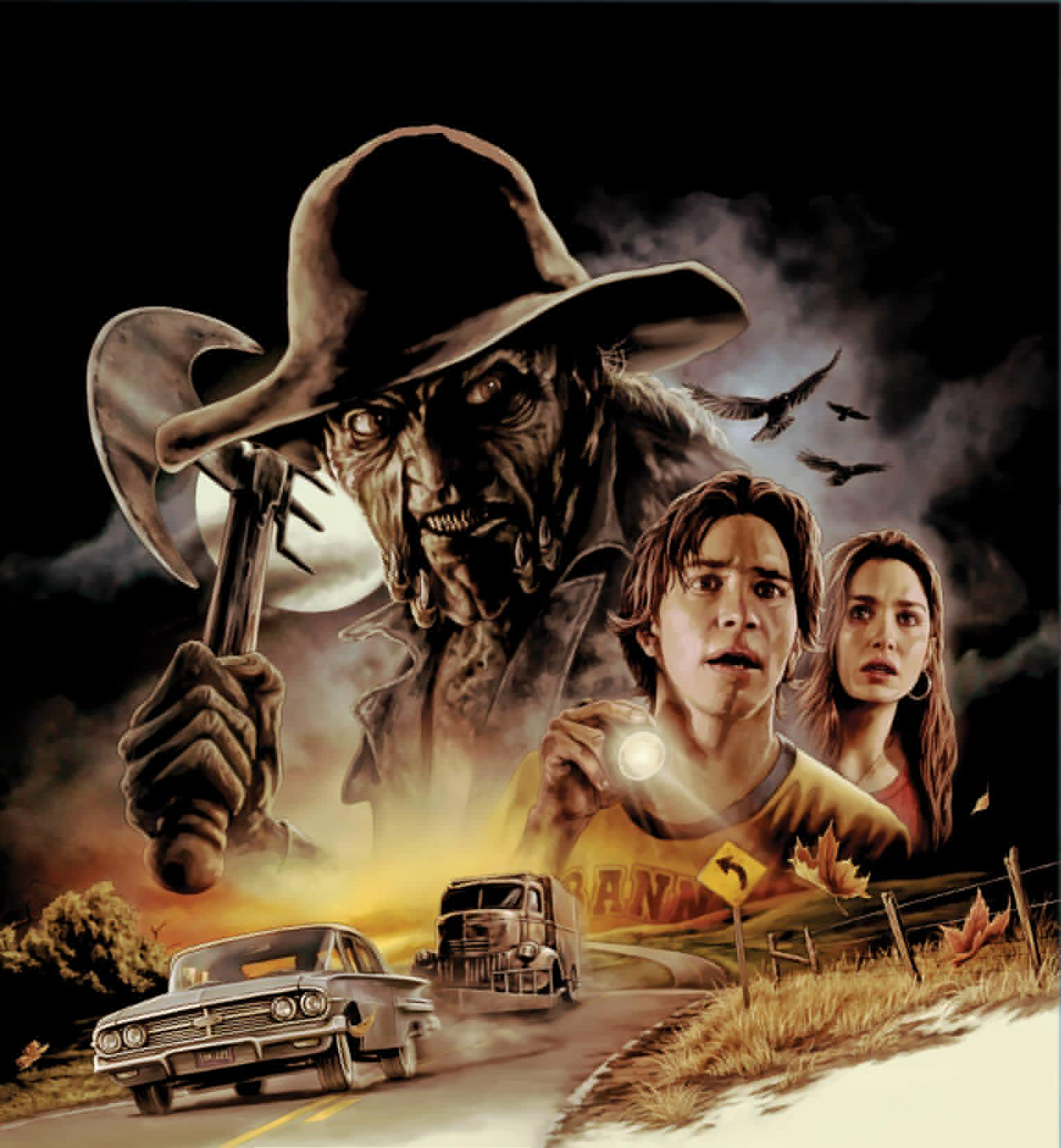 Jeepers Creepers 1 Jeepers Creepers Horror Movie Art Classic Horror Movies Monsters
