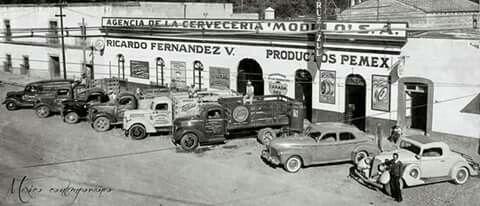 Grupo Modelo fundada en 1925 | Cerveza corona, Historia de la ...