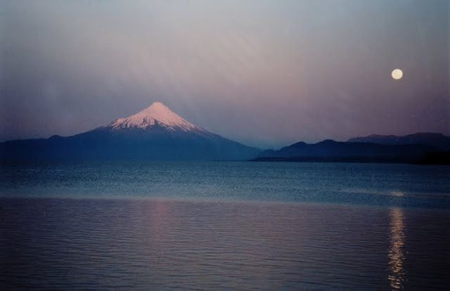 Vulcán Osorno Chile