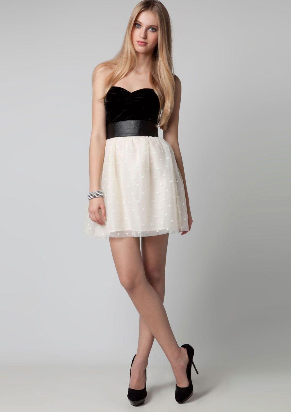 Vestidos largos de fiesta para chicas jovenes