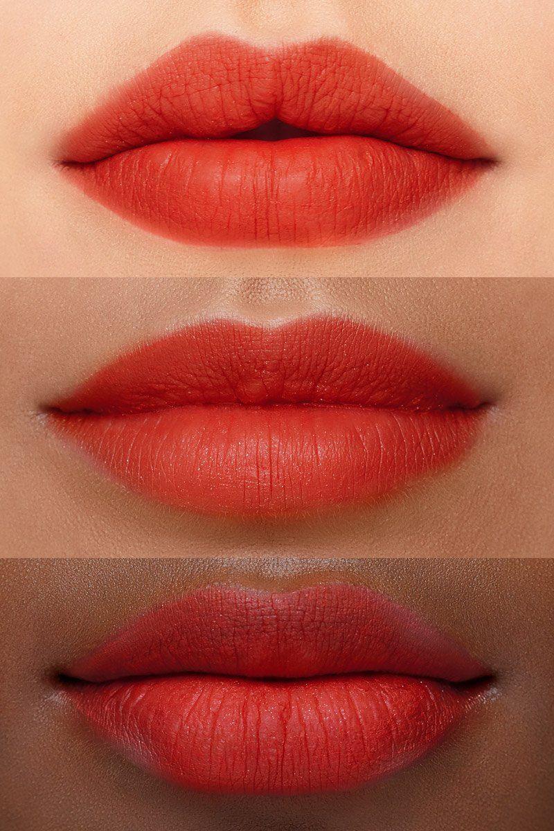 Burnt Orange Lipstick Colourpop