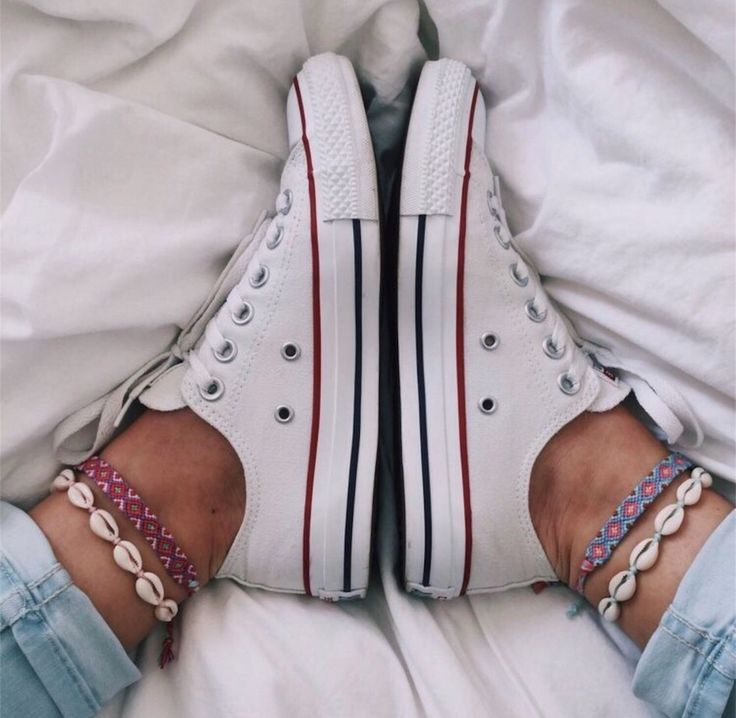 VSCO  summer friendshipbracelet converse relatablelife   therelatablelife is part of Jewelry inspo -