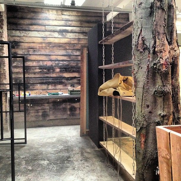 Good Genes Store, Studio, Showroom Amsterdam.