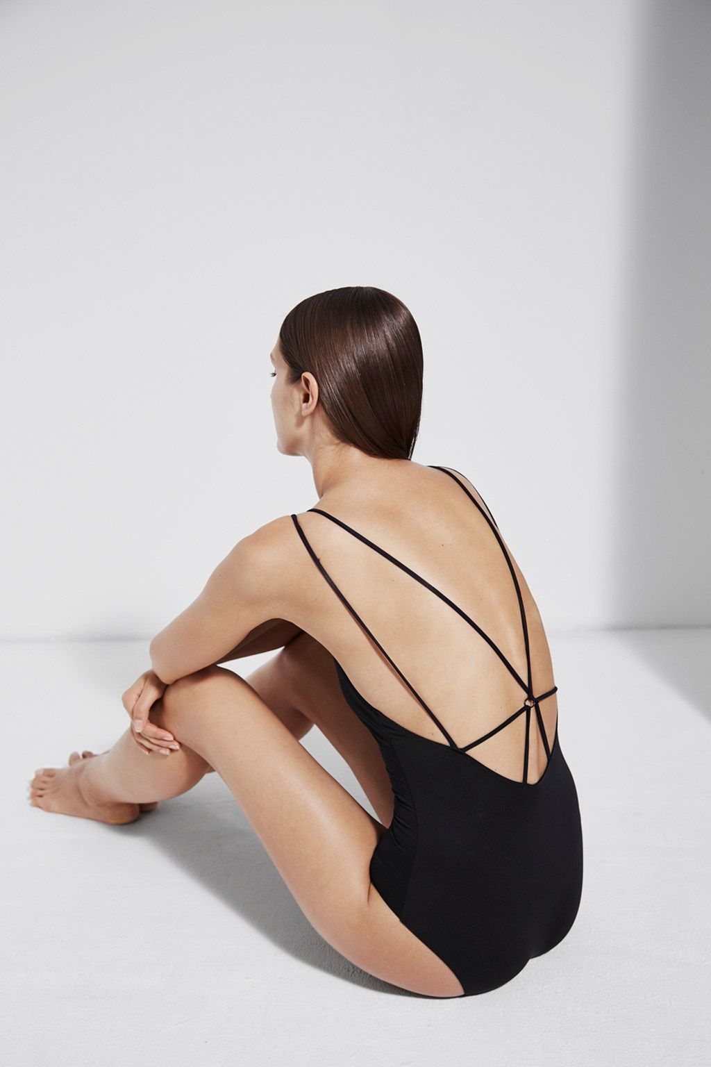 String Back Swimsuit | Swimwear | French Connection Usa