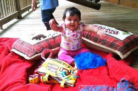 5 Juegos Para Bebes De 6 A 12 Meses Bebe Bebe De 9 Meses