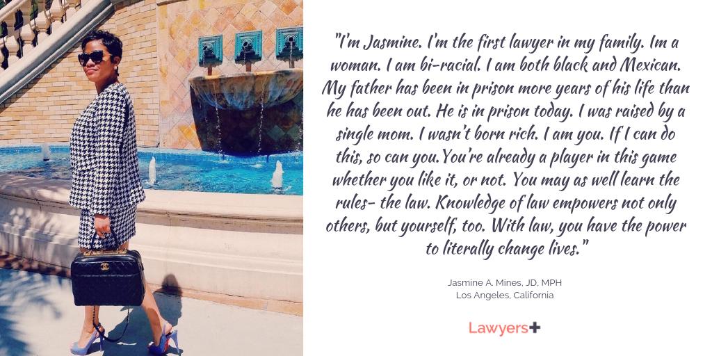 Lawyers Jasmine Mines Jd Environmental Law Good Lawyers