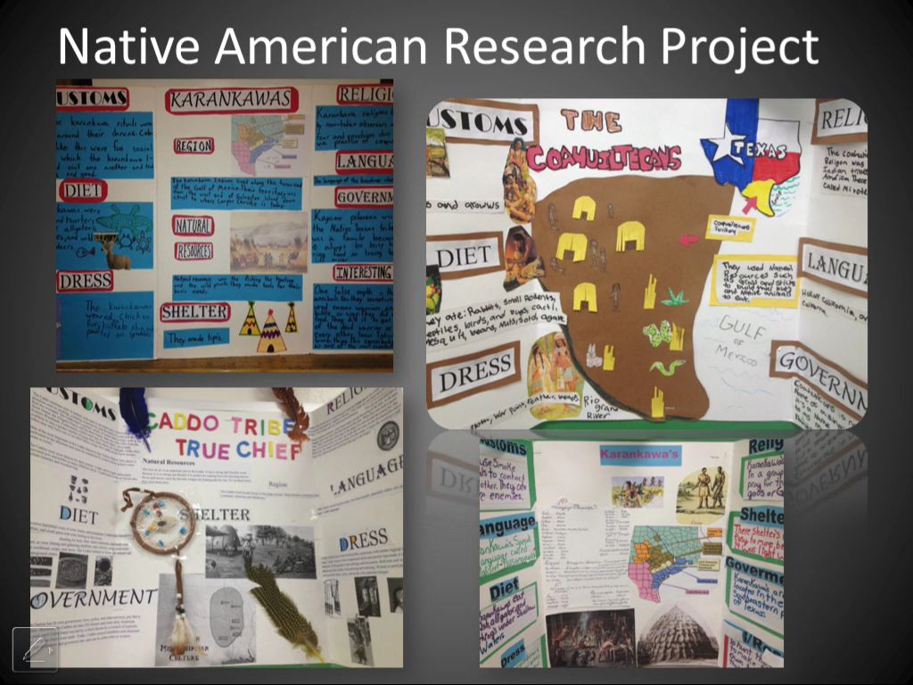 3 topics for modern american research