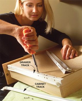 9 Easy Repairs For Kitchen Cabinets Learn How To Fix Common Problems Like Slamming Drawers Misaligned Doors And Loose S