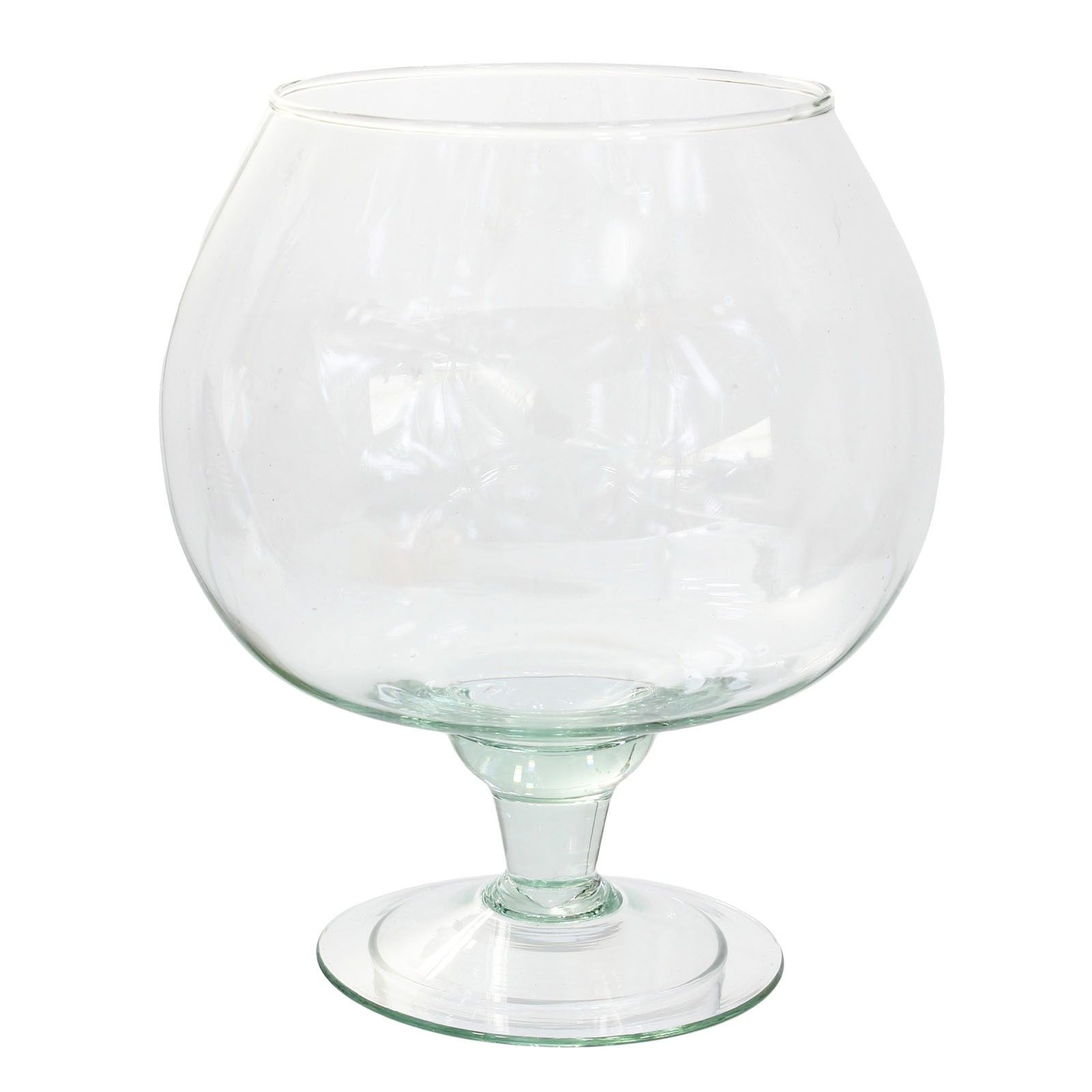 This listing is for one home decoration large brandy glass 15 ltr this listing is for one home decoration large brandy glass 15 ltr bowl vase floridaeventfo Images