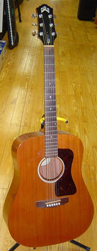 Guild D15 Guild Guitars Guild Acoustic Guitars Guitar
