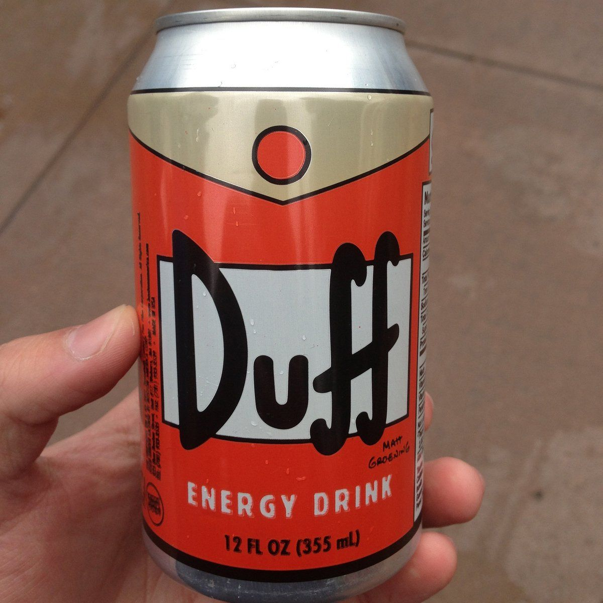 Duff Energy Drink 6 Pack 20 Energy Drinks The Duff Drinks