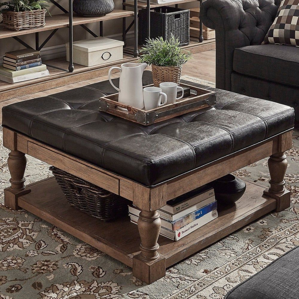 Overstock Com Online Shopping Bedding Furniture Electronics Jewelry Clothing More In 2021 Coffee Table Decor Living Room Cocktail Ottoman Table Decor Living Room [ 1000 x 1000 Pixel ]