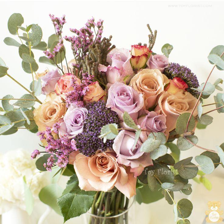 Картинки по запросу bouquet of flowers creative | flowers ...
