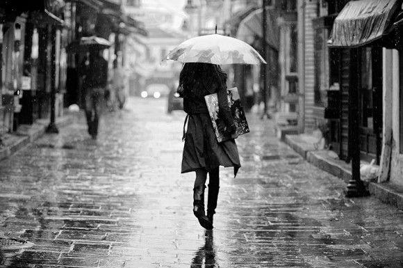 Pin su vetrina ombrelli