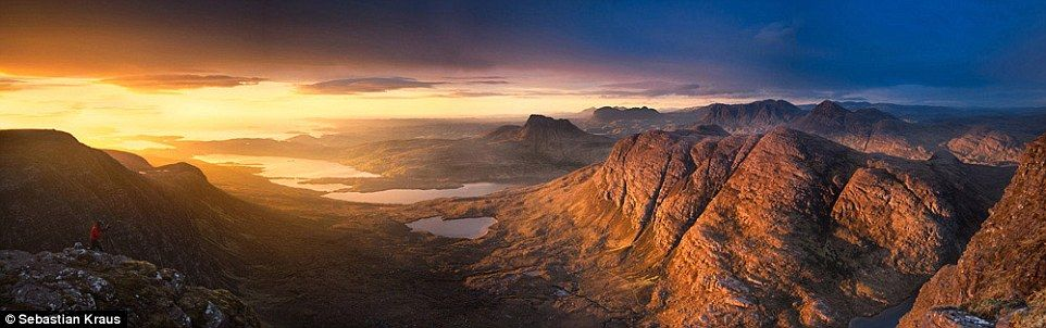 Photos Of Stunning Natural Scenes Awarded In Annual Competition Places To See Landscape Ullapool