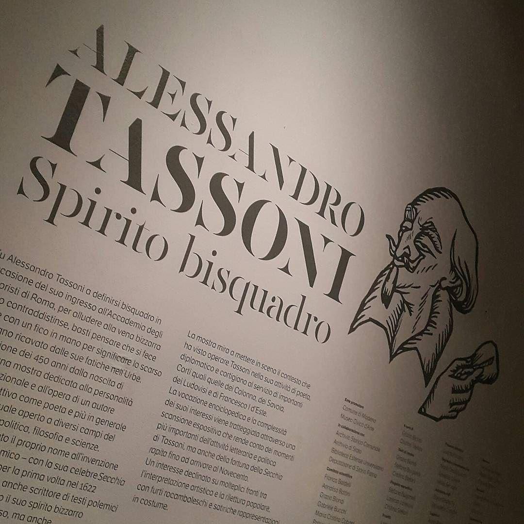 Alessandro Tassoni spirito bisquadro by cittadimodena