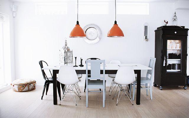 Decofilia Blog Mesas de comedor con sillas diferentes ambientes