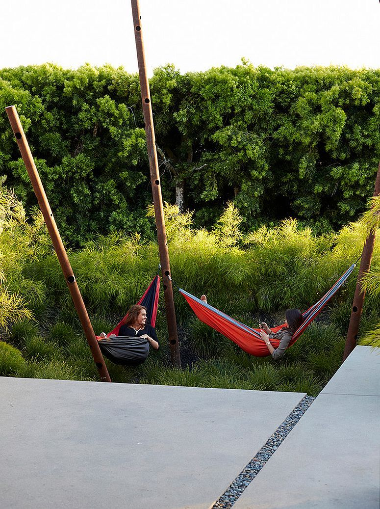 contemporary take on the classic hammock sea ranch pinterest