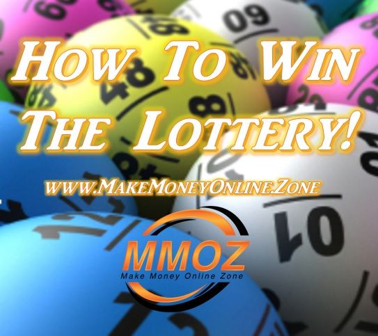 How to win the lottery. #lottery