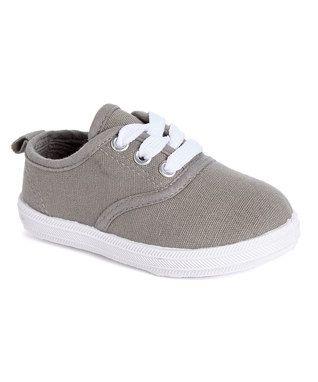 Gray Classic Sneaker