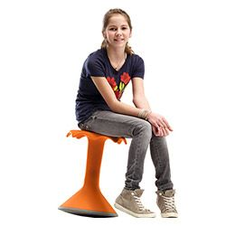 Vs America Hokki Stool Provides Active Seating For Your 21st