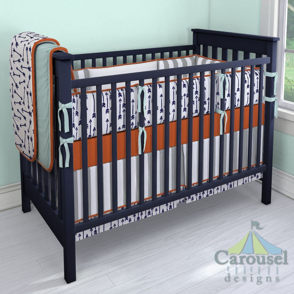 Custom Nursery Bedding (With images) Unique baby bedding