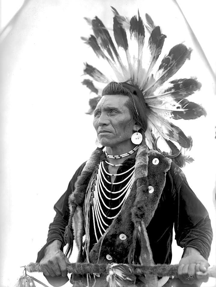Atoem Elem Wh Skil Em Me (Chief Eagle). Salish or Kootenai ...