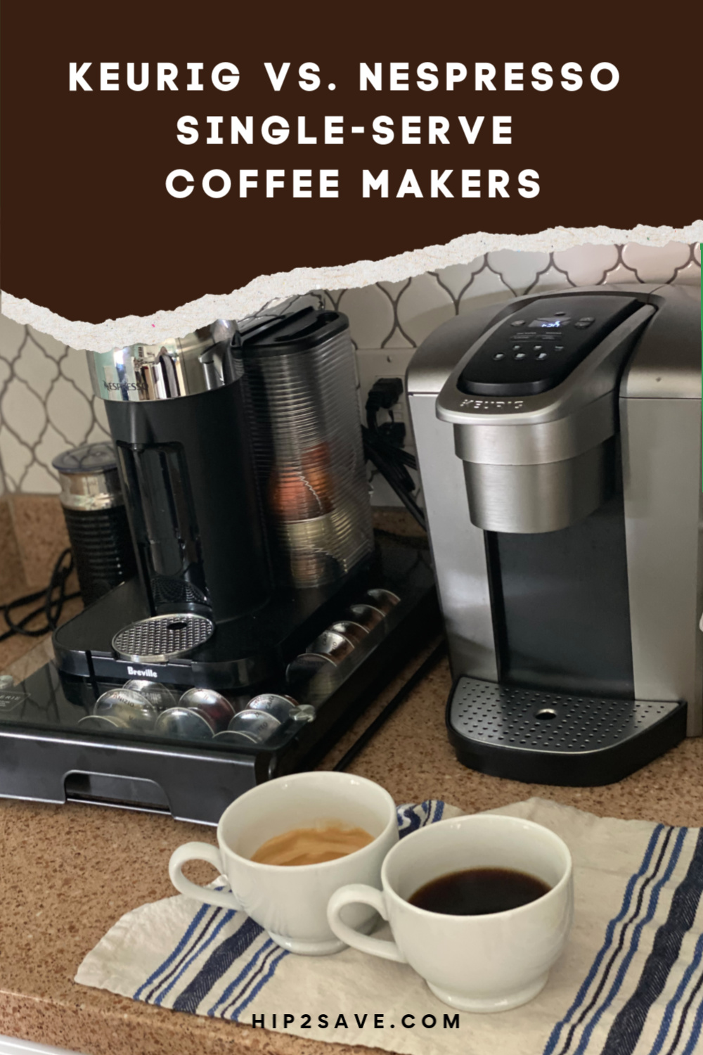Nespresso vs Keurig Which SingleServe Machine is Best