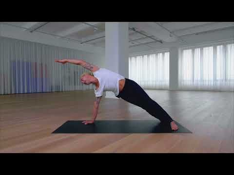 Video  -  Corepower Yoga Cross Core Fit Flow with Duncan Wong  #CorepowerYoga Fitness & Diets : Move...