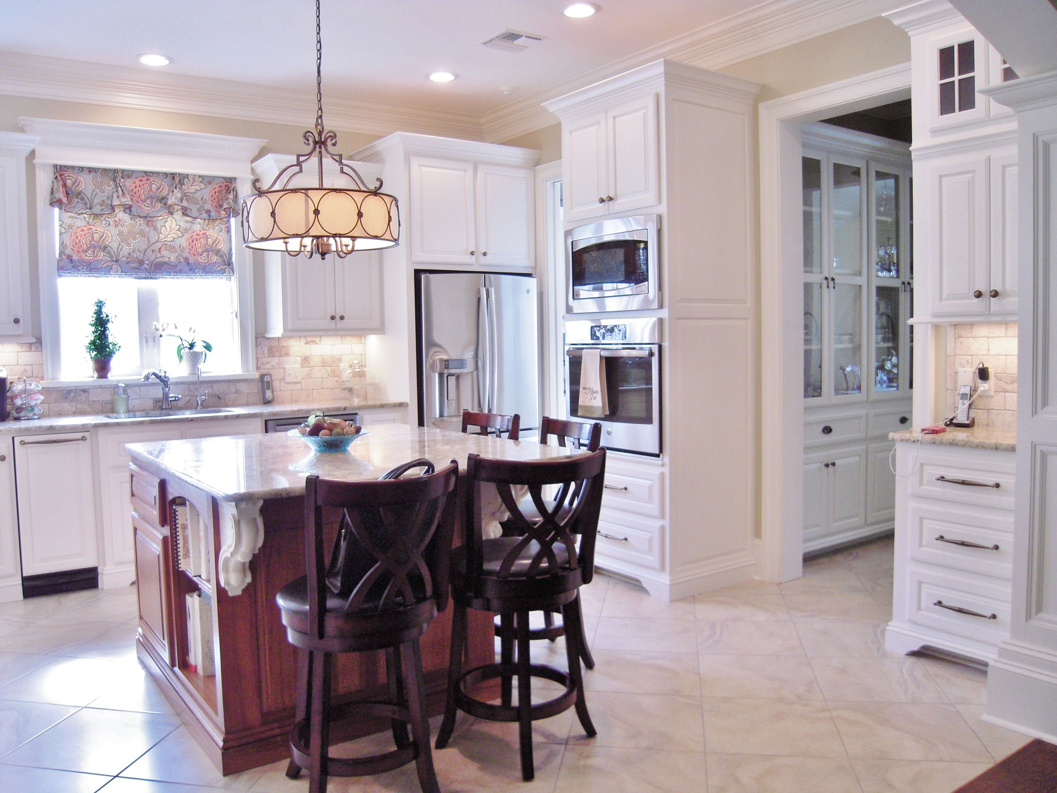 Custom Kitchen By Wooden Specialties Custom Cabinets Custom Kitchen Cabinetry
