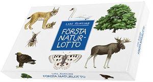 Första Naturlotto - Lär dig känna igen våra djur och växter. Spel med fina bilder.
