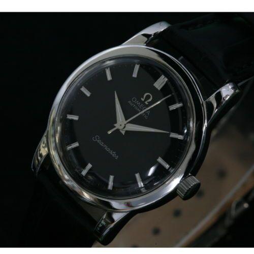 52aa0b77cbb Vintage Omega Seamaster Automatic Cal.501 St Steel Men s Watch  Swiss Made