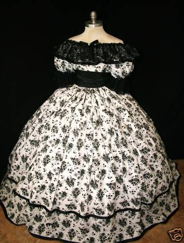 Civil War Era Dress #dressesfromthesouthernbelleera Civil War Era Dress #dressesfromthesouthernbelleera