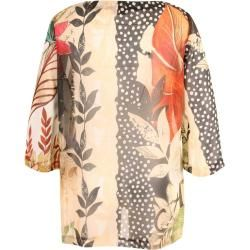 Photo of Elena Miro – Summer blouse with floral …