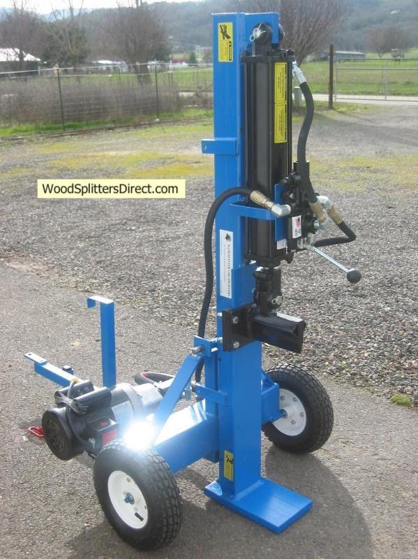 """Log Splitter screw type /""""NEW/"""" Custom Build Log Splitters"""