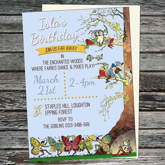 Staples Birthday Invitations