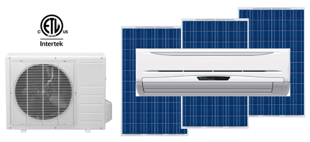 Direct Current Solar Ready Air Conditioning Solar Ac Solar Air Conditioner Solar Heating