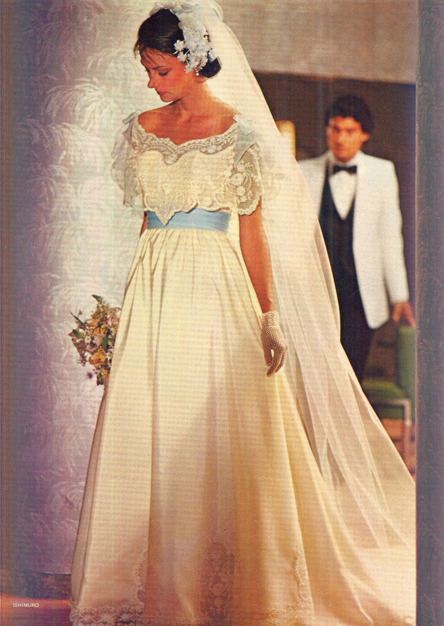 From Brides Magazine Feb March 1980