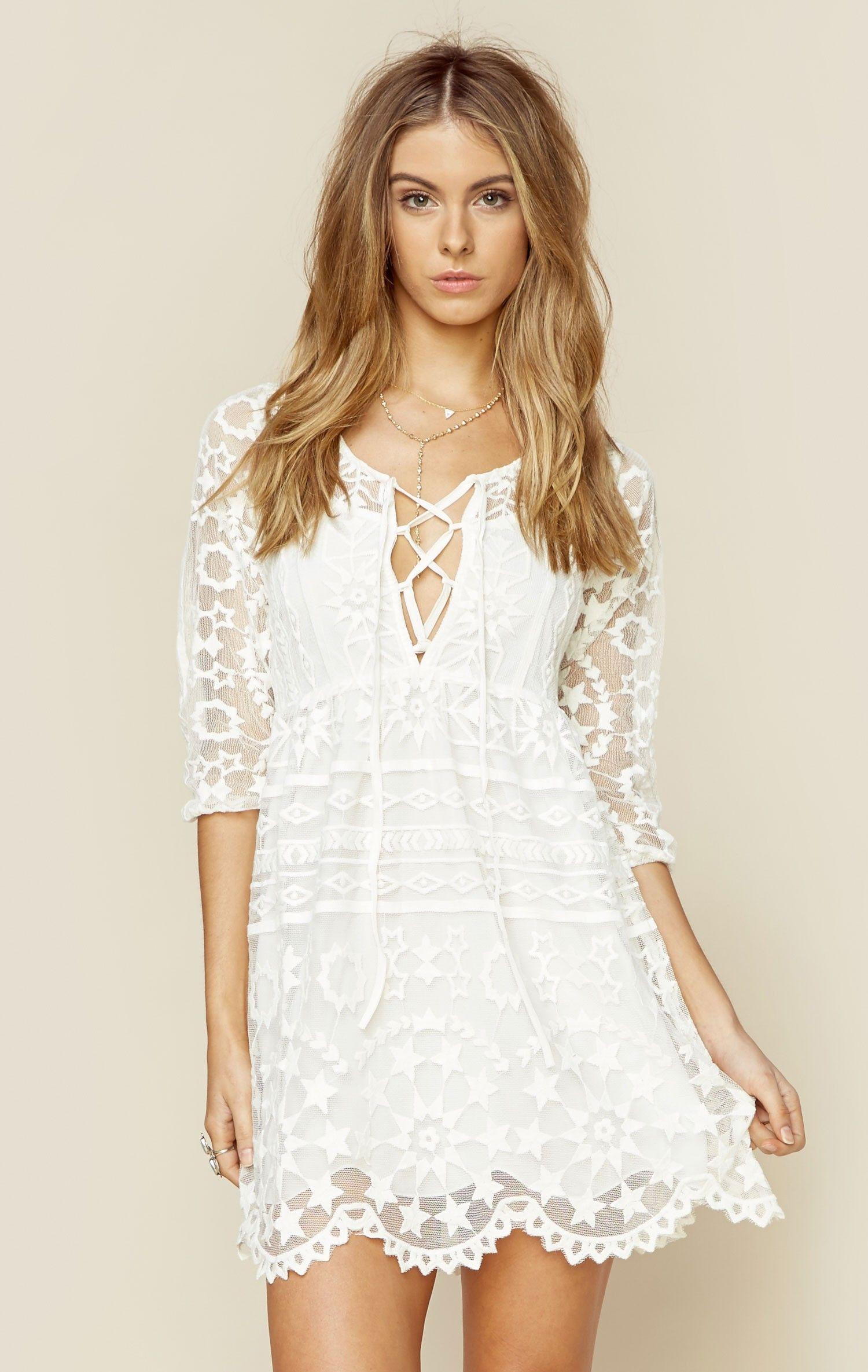 Fortune babydoll dress
