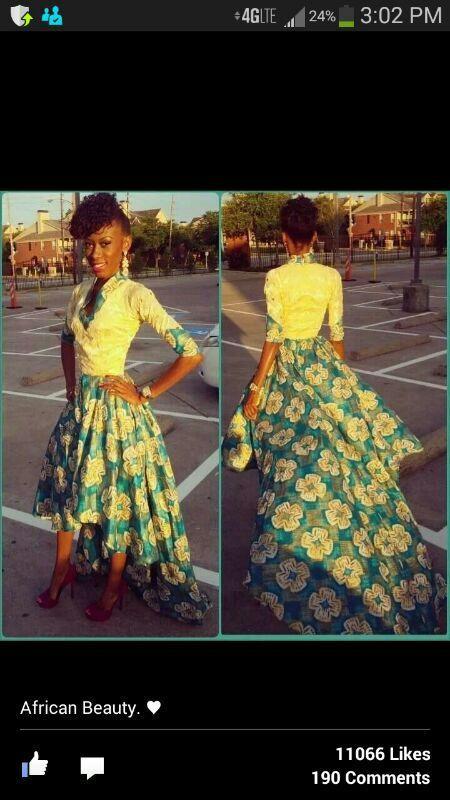 Hey, I found this really awesome Etsy listing at https://www.etsy.com/listing/177876425/kitenge-fashion-dress