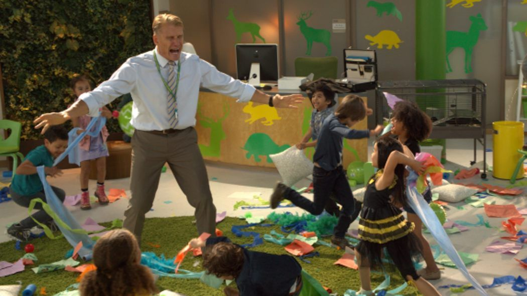 Bad Movie Tuesday The Elementary Stylings Of Kindergarten Cop 2