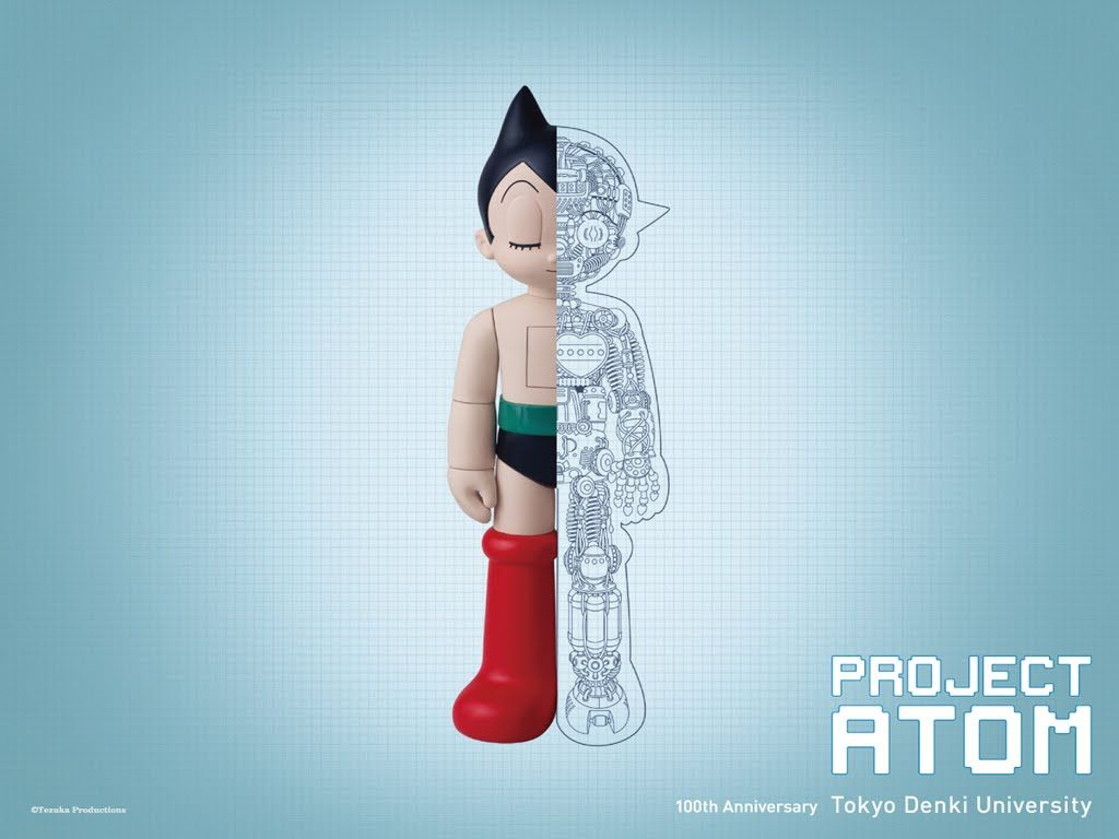 Astro boy 100th anniversary wallpaper 3d characters for 3d wallpaper for boys